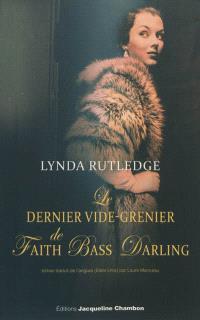Le dernier vide-grenier de Faith Bass Darling