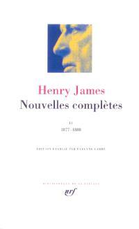 Nouvelles complètes. Volume 2, 1877-1888