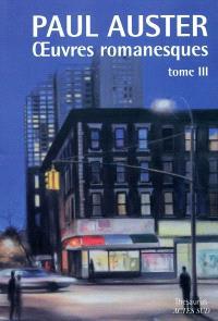 Oeuvres romanesques. Volume 3