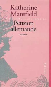 Pension allemande : et autres nouvelles