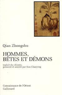 Hommes, bêtes et démons