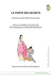 La porte des secrets : et autres contes libertins de Corée