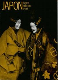 Japon, théâtre millénaire vivant