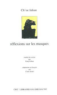 Réflexions sur les masques