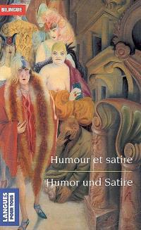 Humour et satire = Humor und Satire