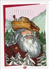 Les contes = Kinder-und Hausmärchen. Volume 2