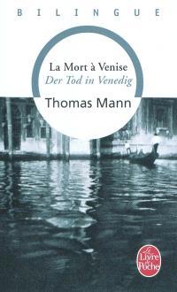 La mort à Venise = Der Tod in Venedig