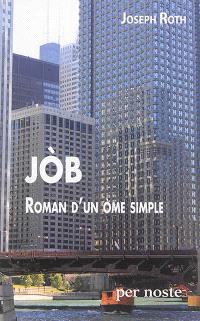 Job, roman d'un ome simple