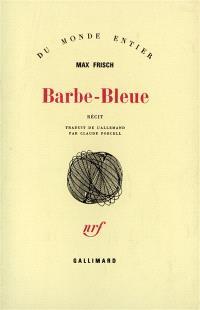 Barbe-Bleue : récit