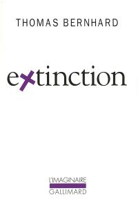 Extinction : un effondrement