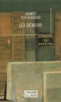 Les démons : d'après la chronique du chef de division Geyrenhoff. Volume 2