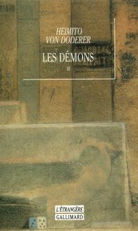 Les démons : d'après la chronique du chef de division Geyrenhoff. Volume 3