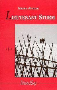 Lieutenant Sturm