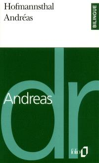 Andréas; Andreas; Fragments