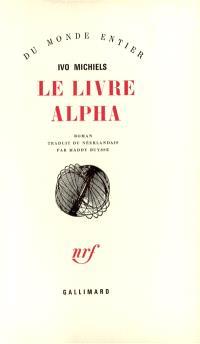 Le livre Alpha