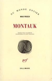 Montauk : un récit