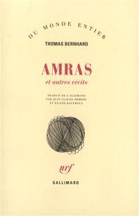 Amras : et autres récits