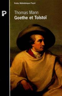 Goethe et Tolstoï