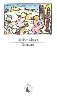 Gourrama : un roman de la Légion étrangère
