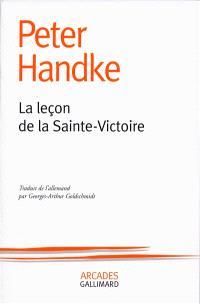 La leçon de la Sainte-Victoire