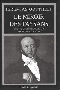 Le miroir des paysans