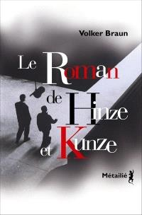 Le roman de Hinze et Kunze