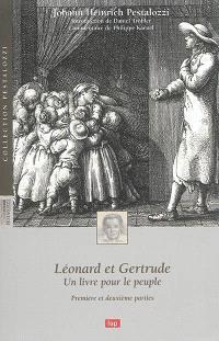 Léonard et Gertrude : un livre pour le peuple, Première et deuxième parties