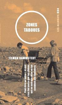 Zones taboues  : roman