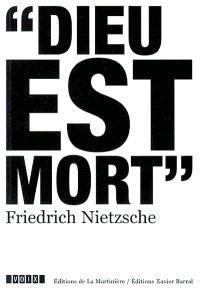 Frédéric Nietzsche : 1844-1900