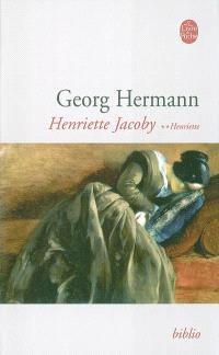 Henriette Jacoby. Volume 2, Henriette