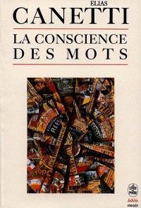 La conscience des mots : essais