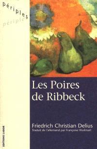 Les poires de Ribbeck