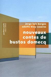 Nouveaux contes de Bustos Domecq
