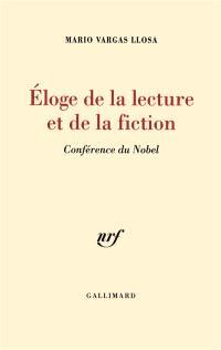 Eloge de la lecture et de la fiction : conférence du Nobel