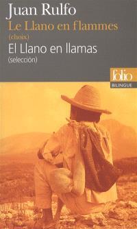 Le Llano en flammes : choix = El Llano en llamas : seleccion