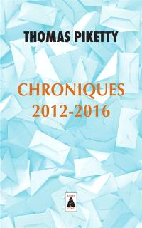 Chroniques : 2012-2016