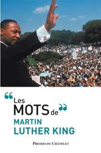 Les mots de Martin Luther King