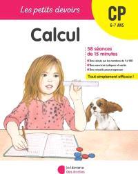 Calcul CP, 6-7 ans : 58 séances de 15 minutes