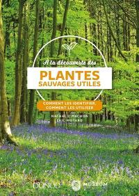 A la découverte des plantes sauvages utiles : comment les identifier, comment les utiliser