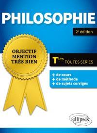Philosophie : terminale toutes séries