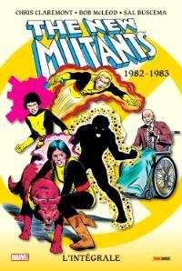 The New Mutants : l'intégrale, 1982-1983