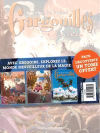 Gargouilles : pack tomes 4 à 6