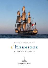 Petite ballade littéraire autour de l'Hermione
