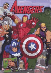 The Avengers. Volume 6, Fantôme du passé