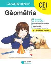 Géométrie CE1, 7-8 ans : 23 séances de 15 minutes
