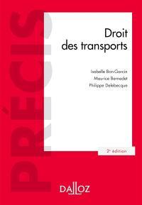 Droit des transports : 2018