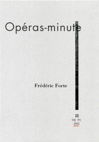 Opéras-minute