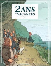 Deux ans de vacances. Volume 2