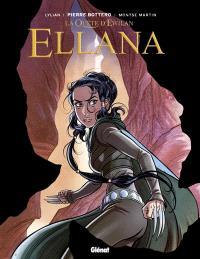La quête d'Ewilan, Ellana. Volume 3, Lames