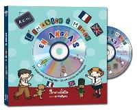 L'imagier à mimer en anglais : 14 chansons en angais, 14 chansons en français